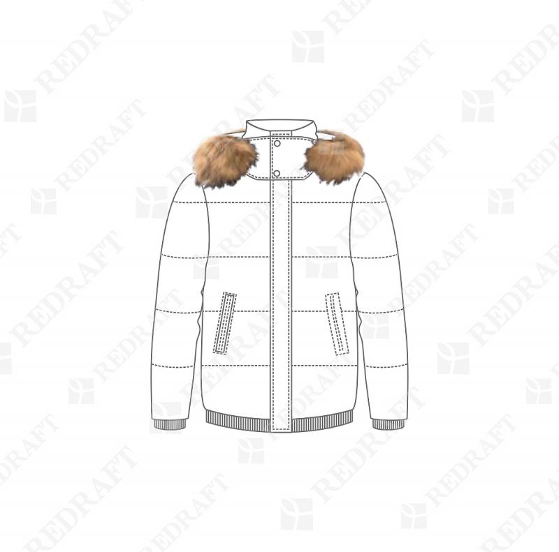 Куртка утепленная Арт. 2101