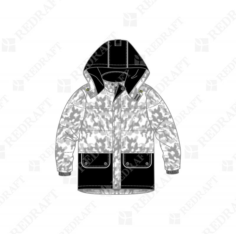 Куртка утепленная Арт. 2118