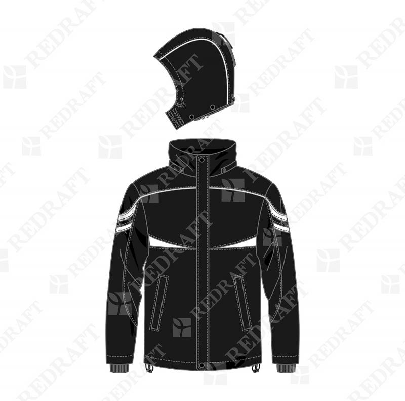 Куртка утепленная Арт. 2135