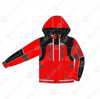 Куртка утепленная Арт. 2117