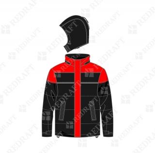 Куртка утепленная Арт. 2132