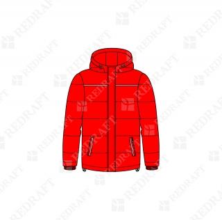 Куртка утепленная Арт. 2138