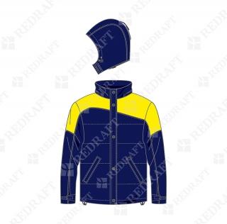 Куртка утепленная Арт. 2156