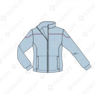 Куртка трикотажная Арт. 3112