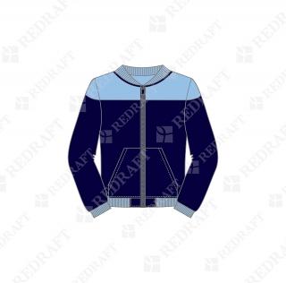 Куртка трикотажная Арт. 3132