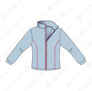 Куртка трикотажная Арт. 3150